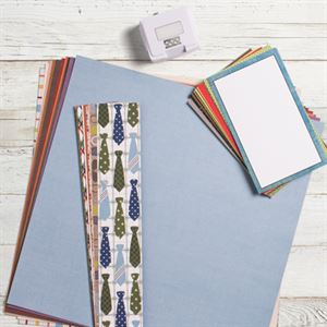 Picture of Remember Dad Scrapbook Kit